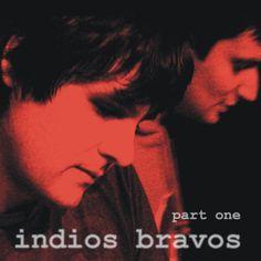 Czerwony winyl Indios Bravos - Part One. Musisz go mieć.