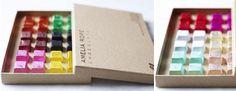 Lo último en diseños de packaging de chocolate