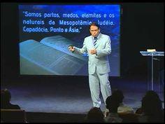 Série o Clamor da meia noite (22) - O dom de línguas - Pr Fernando Iglesia