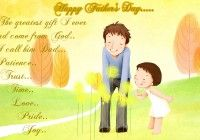 Happy Father's Day 2015 Thoughts In Hindi English Best Unique Lovely sms messages images