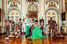 ankara ball, african print, nigeria, nigerian, indepedence, green, ankara, all things ankara, models, jidenna, elegant, regal, photoshoot, event