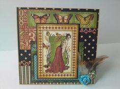 lovely vintage card HB <3