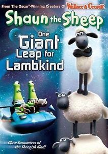 SHAUN-THE-SHEEP-ONE-GIANT-LEAP-FOR-LAMBKIND-DVD-Aardman-Claymation-NEW-SEALED