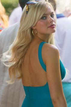 Margot Robbie in Wolf of Wall Street