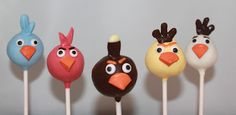 The Cake Bomb ~ Cake Pops For All Occasions: Birthday Cake Pops