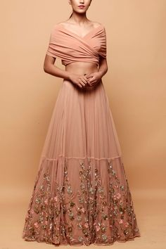 Party Wear Indian Dresses, Designer Party Wear Dresses, Party Wear Lehenga, Indian Gowns Dresses, Indian Bridal Outfits, Dress Indian Style, Indian Fashion Dresses, Indian Designer Outfits, Colorful Prom Dresses