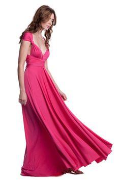 \\\ Convertible Dress long \\\