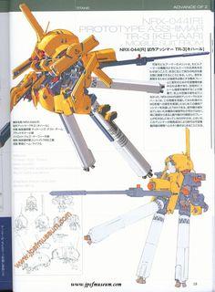 Advance of Z official art book Vol 0 07