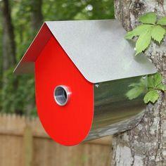 Birdhouse by Peter Eudenbach