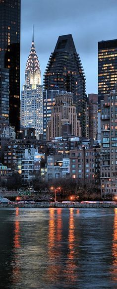 The East River, New York, USA