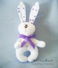DIY Fabric Rabbit Doll Toy