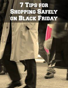 7 Tips for Shopping Safely on Black Friday