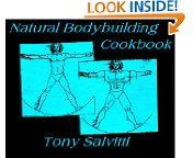 Free Kindle Books - Sports - SPORTS - FREE -  Natural Bodybuilding Cookbook