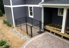 Apartment patio dog adventure 37 Ideas for 2019 Outdoor Dog Area, Backyard Dog Area, Backyard Fences, Backyard Ideas, Backyard Designs, Garden Fencing, Patio Ideas, Outdoor Ideas, Landscaping Ideas