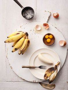 Dario Milano Photography - Food Stylist & Photographer / have never seen banana look this good in pictures!