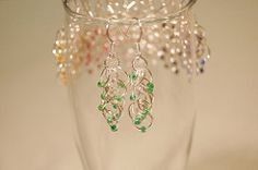 Look at these great earrings! Findings are on sale so this is the perfect time to make them!