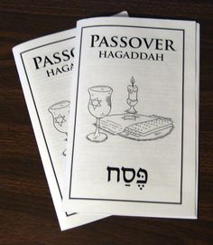 Hosting you own Passover Meal.  May we all learn to share in the celebration of faith and learn to live in peace.