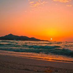 Lovely sunrise at playa de muro - #sunrise #sun #beach #clouds #sky #beautiful #awesome #stunning #igers #photooftheday #picoftheday #instamood #instagood #flower #me #swedish #spain #sunset #skyporn #sunsetporn #love #life #lovely #summer #mallorca #mountain #iphonesia - @salesbook- #webstagram