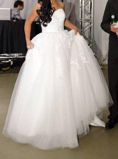 Vestido de Noiva Paris - 1288469 | enjoei :p