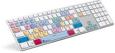 MAC OSX Shortcut Logickeyboard