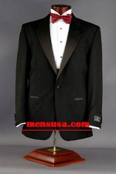So by entering measurement color or brand name anyone can view present stock from the database of the websites notch lapel tuxedo.