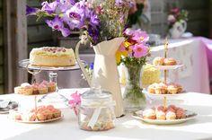 Vintage-tea-party-bridal-shower by cupsandsaucers.ca