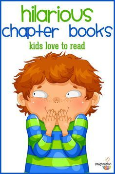 Books for Kids Funny chapter books for kids (that will get them reading!)Funny chapter books for kids (that will get them reading! Kids Reading, Reading Activities, Teaching Reading, Activities For Kids, Reading Books, Sequencing Activities, Reading Lists, Star Reading, Reading Club