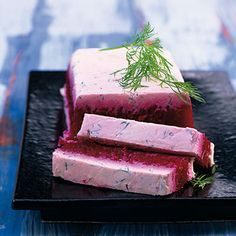 Rote-Bete-Meerrettichsahne-Terrine Rezept | Küchengötter
