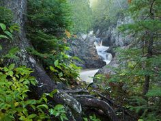 The Destination  Blessed with nature's trifecta of mountains, woods, and water, Lutsen offers tons of opportunities for outdoor recreation. Thanks to the perennially popular Lutson Mountain Ski Resort—the l...