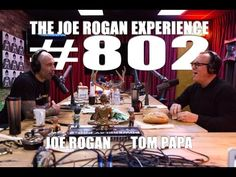 Joe Rogan Experience #802 - Tom Papa - Good Nutrition talk just over an hour in.