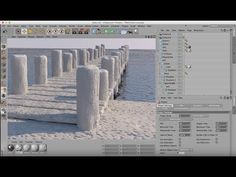 Displacement Shaders and Displacement Deformers - Cinema 4D Tutorial - YouTube