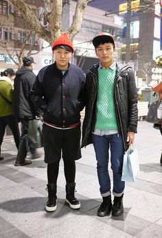 Street style and fashion trends - Shanghai 2013 http://www.lelook.eu