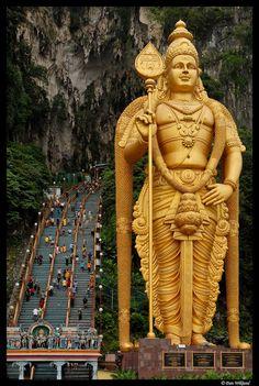 hindu temple in malaysia