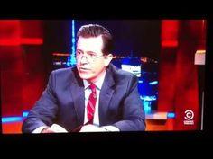Stephen Colbert schools James Franco on Tolkien!