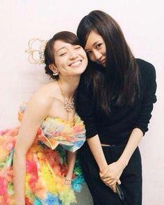 Yuko Oshima&Maeda Atsuko