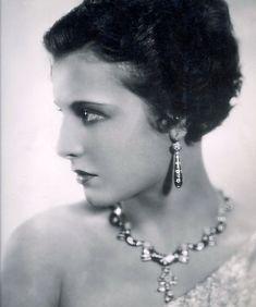 La Jana (Henriette Margarethe Hiebel) 1905-1940