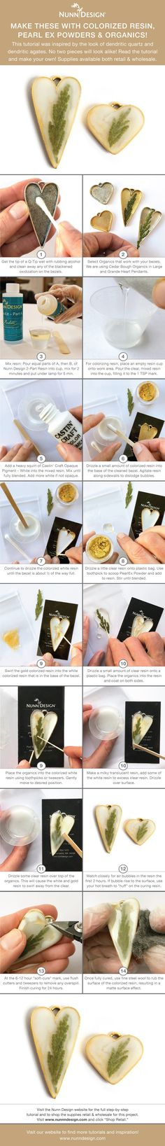 2019 Nunn Design Spring Semester Class Colorized Resin with PearlEx Powders and Organics No two p Resin Spray, Ice Resin, Clear Resin, Resin Jewelry Tutorial, Resin Tutorial, Resin Crafts, Resin Art, Jewelry Crafts, Pearl Ex
