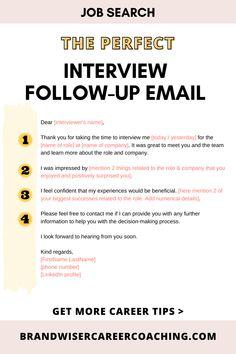 Job Interview Answers, Job Interview Preparation, Interview Skills, Job Interview Tips, Letter After Interview, Job Interviews, Resume Writing Tips, Resume Skills, Job Resume