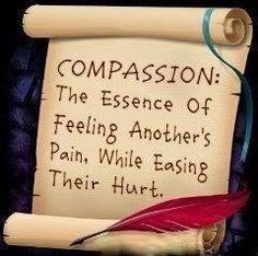 Compassion! #rocking