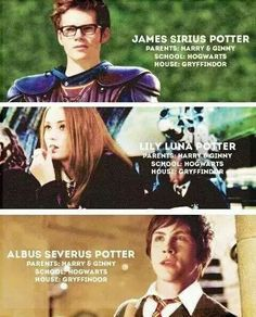 Dylan O' Brien as James Sirius Potter