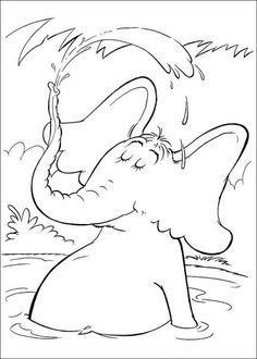 Here is a small collection of Dr. Seuss coloring sheets for your children. These coloring sheets will ensure that your children have a fun, educational activity in their spare time.