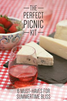 Six must-have items for your very own perfect summer picnic. | TotalWine.com
