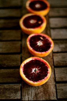 Blood Orange Cornmeal Cake by kristin :: thekitchensink, via Flickr