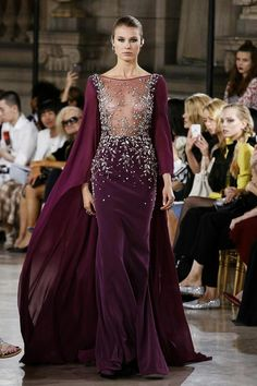 Georges Hobeika Couture Fall 2016 Collection #Fall2016Couture