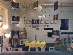 "Reggio inspired decor - child profiles... from Stephanie Hasselbauer ("",)"