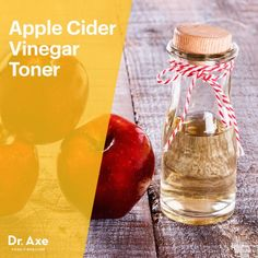 Apple cider vinegar toner - Dr. Axe