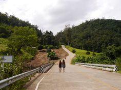 Im Dschungel von Thailand: Pai