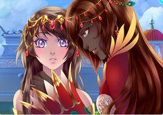 Les Illustrations - Solution épisodes Eldarya