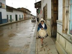 Celendin, Cajamarca Tierra de sombreros