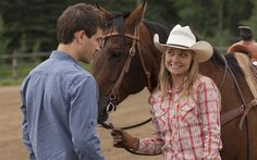 Heartland 7x08 - Hotshot   I love amy's expression here!